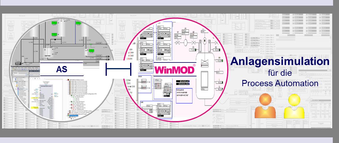 Anlagensimulation für die Prozess Automation