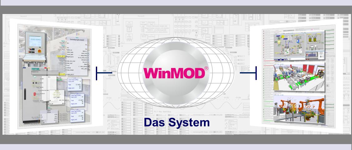 WinMOD-Systeme für Virtualisierung und virtuelle Inbetriebnahme