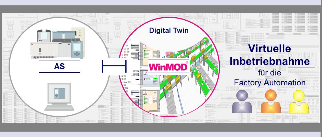 Virtuelle Inbetriebnahme für die Factory Automation